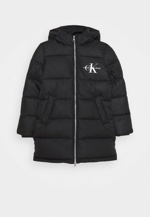 ESSENTIAL PUFFER - Wintermantel - black