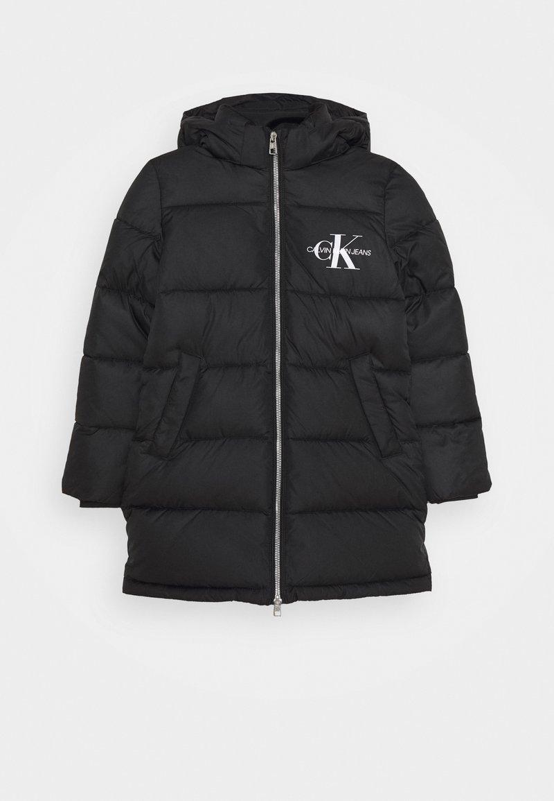 Calvin Klein Jeans - ESSENTIAL PUFFER - Zimní kabát - black