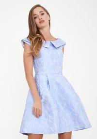Madam-T - LUDOVIKA - Day dress - hellblau - 0