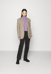 Weekday - KIRSTEN TURTLENECK - Jumper - milky purple - 1