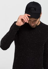 Alpha Industries - Cap - schwarz - 0