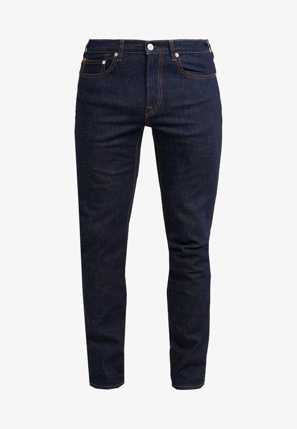 PS Paul Smith Jeansy Slim Fit - blue denim/niebieski denim Odzież Męska YQGC