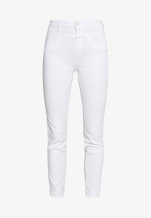 SKINNY PUSHER - Jeansy Skinny Fit - white
