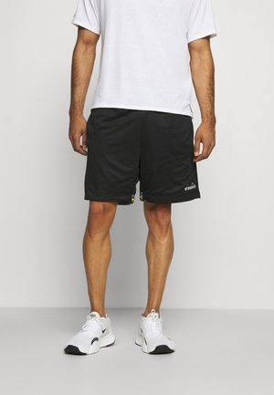 BERMUDA REVERSIBLE BE ONE - Sports shorts - steel gray