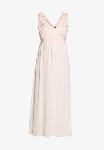 APPLIQUE - Suknia balowa - nude