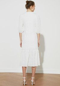 Trendyol - Shirt dress - cream - 2