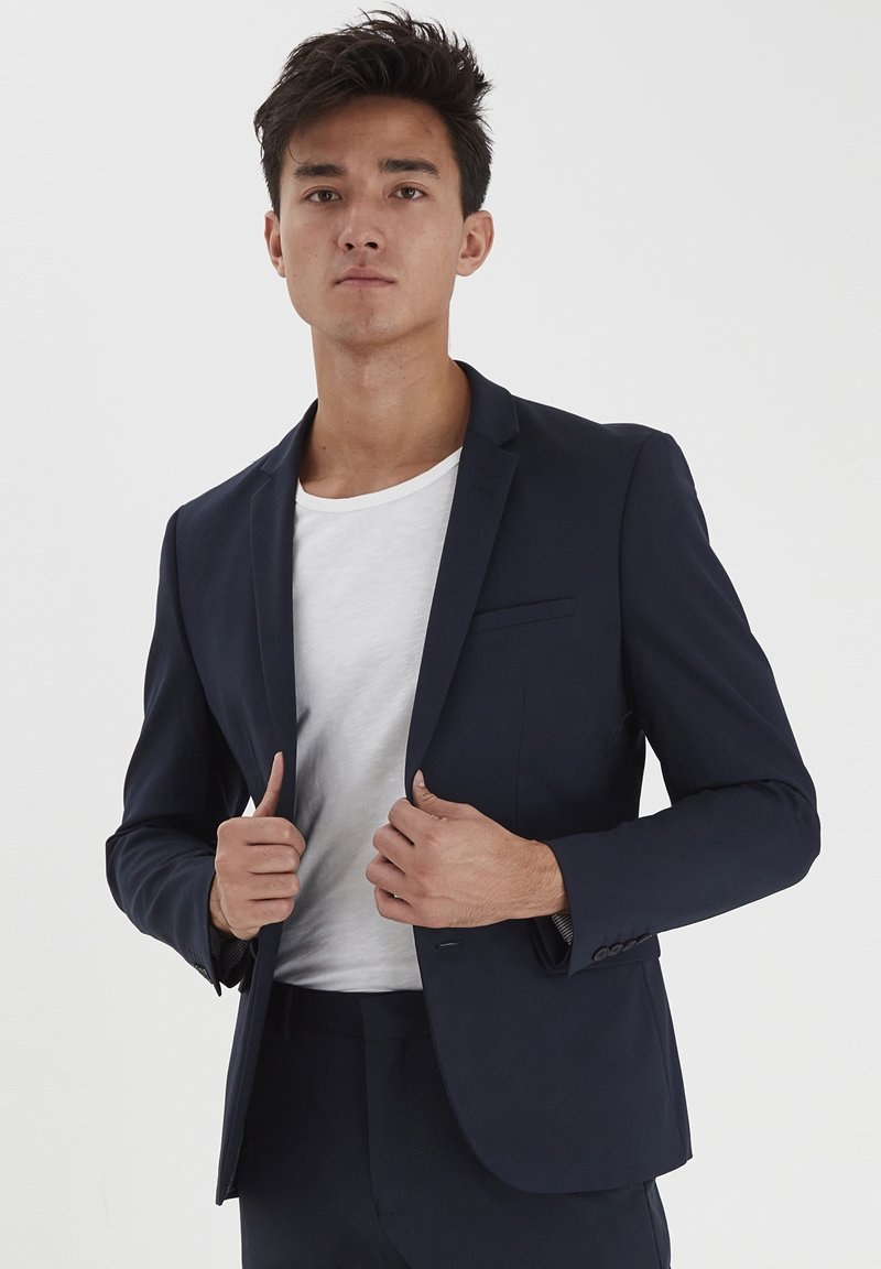 Casual Friday - Suit jacket - navy