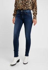 Le Temps Des Cerises - PULPHISL - Slim fit jeans - blue - 0