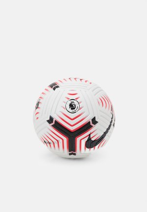 Football - white/laser crimson/black