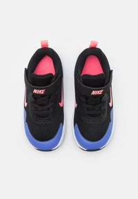 Nike Sportswear - WEARALLDAY UNISEX - Sneakers basse - black/sunset pulse/sapphire - 3