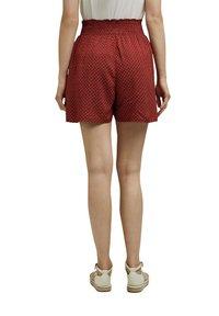 edc by Esprit - FASHION - Shorts - terracotta - 4