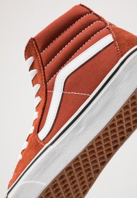 Vans - SK8 - Baskets montantes - picante/true white - 6