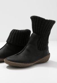 El Naturalista - BORAGO - Ankelboots - pleasant black - 7