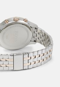 BOSS - ASSOCIATE - Chronograph watch - silver-coloured/black - 1