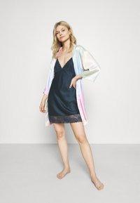 LingaDore - DULL DRESS - Camicia da notte - navy - 1