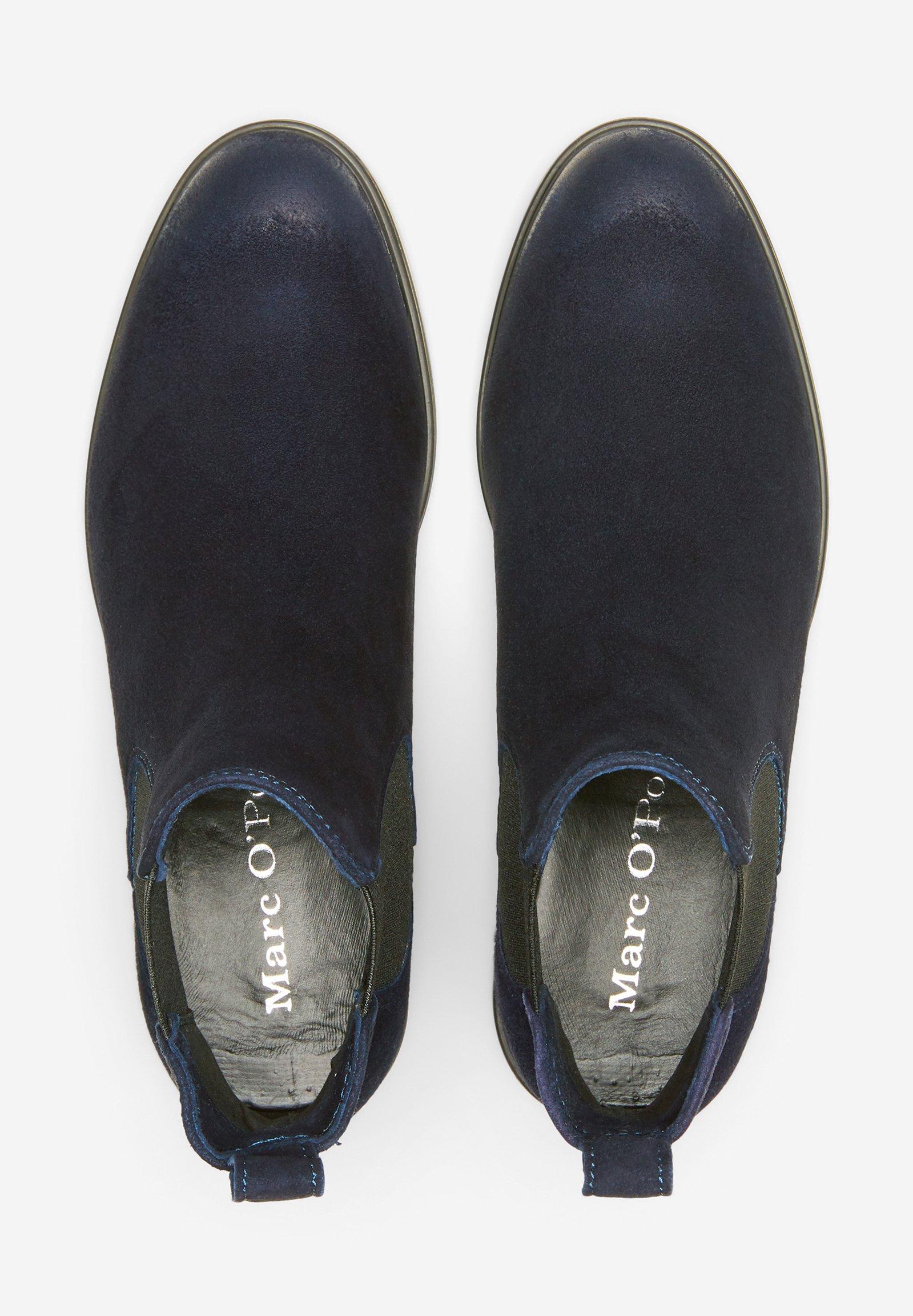 Marc O'polo Ankle Boot - Dark Blue/blau