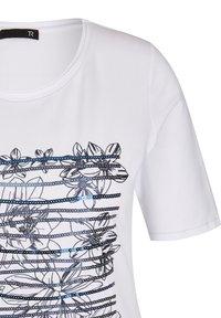 TR - Print T-shirt - wei㟠- 2