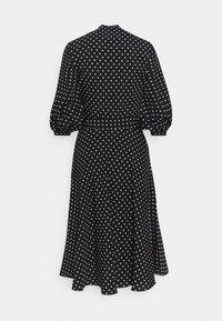 Lauren Ralph Lauren - Denní šaty - polo black/white - 6