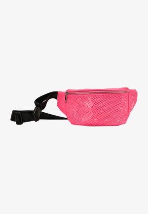 Bältesväska - neon pink