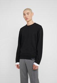 3.1 Phillip Lim - CLASSIC CREWNECK - Sweater - black - 0