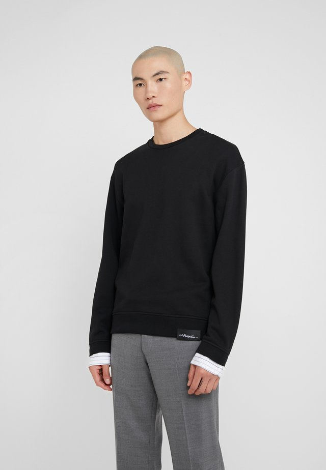 CLASSIC CREWNECK - Sweater - black