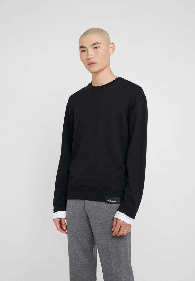 3.1 Phillip Lim - CLASSIC CREWNECK - Sweater - black