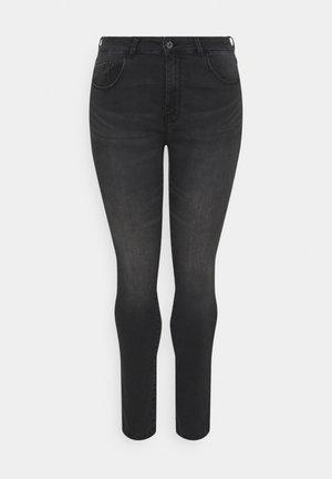 CARVICKY LIFE - Jeans Skinny Fit - grey denim