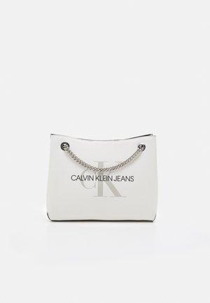 SHOULDER BAG - Handbag - white