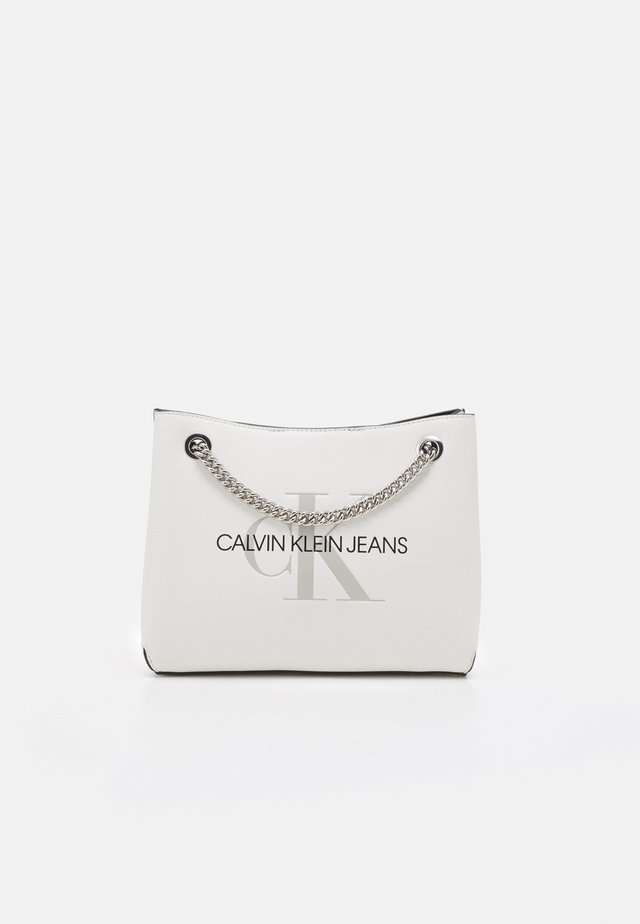 SHOULDER BAG - Borsa a mano - white