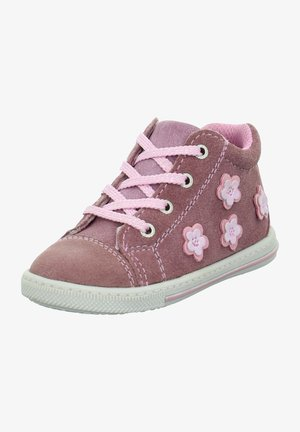 First shoes - rosa