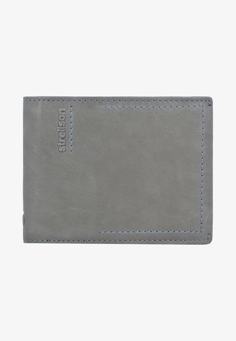 Strellson - NORTON - Wallet - grey