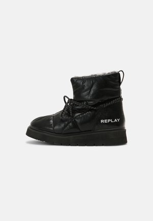 ROSEMARY - Lace-up ankle boots - black