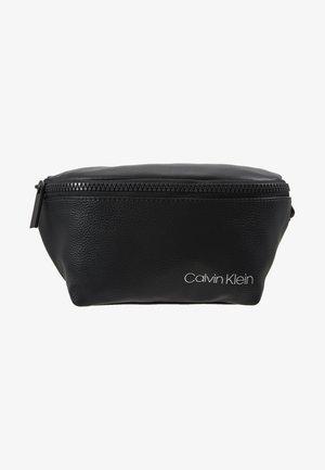 DIRECT WAISTBAG - Bum bag - black