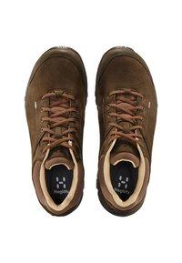 Haglöfs - RIDGE LEATHER - Hiking shoes - soil - 1