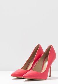 San Marina - GALICIA - High heels - framboise - 4