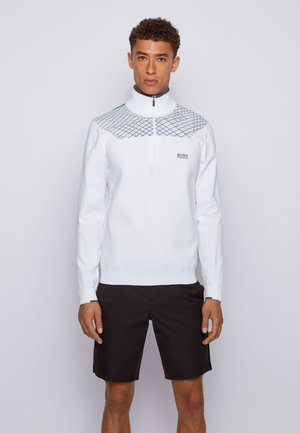 ZADEN - Sweatshirt - white