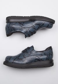 TJ Collection - DERBIES - Casual lace-ups - dark blue - 3