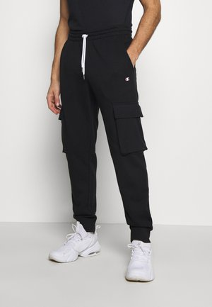 CUFF PANTS - Pantalon de survêtement - black