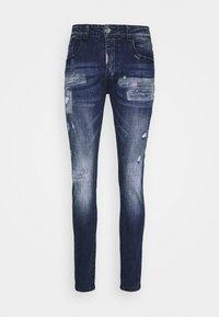 Alessandro Zavetti - MIRANO CARROT FIT - Slim fit jeans - blue - 5