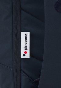 pinqponq - KALM UNISEX - Rucksack - slate blue - 5