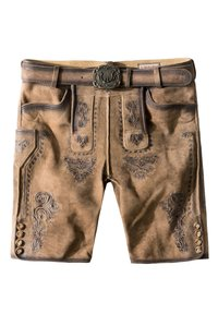 Stockerpoint - Leather trousers - rauch geäscht - 8