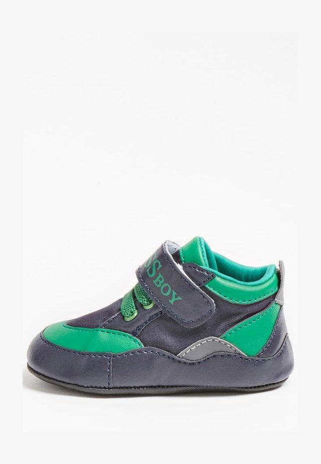 Sneakers laag - mehrfarbig, grundton blau