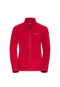 Jack Wolfskin - Hardshell jacket - clear red - 2