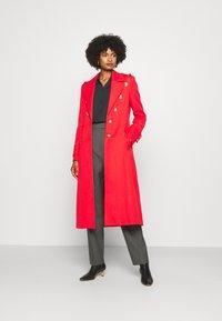 Patrizia Pepe - COATS - Classic coat - scala red - 1
