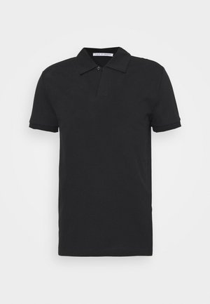 ADERICO - Poloshirt - black