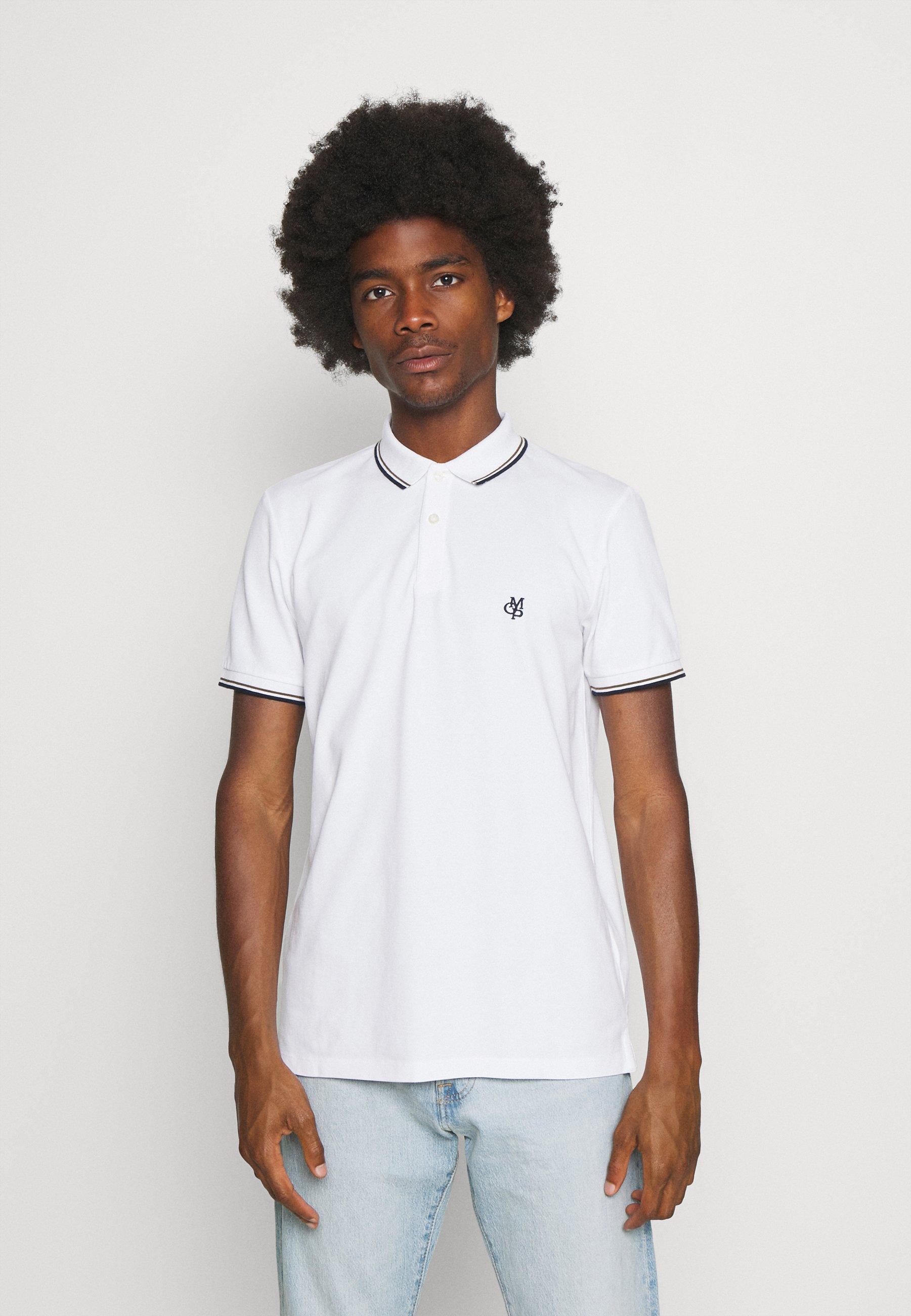 Men SHORT SLEEVE CONTRAST TIPPING - Polo shirt