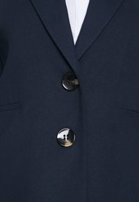 CAPSULE by Simply Be - SINGLE BREASTED COAT - Classic coat - navy - 4