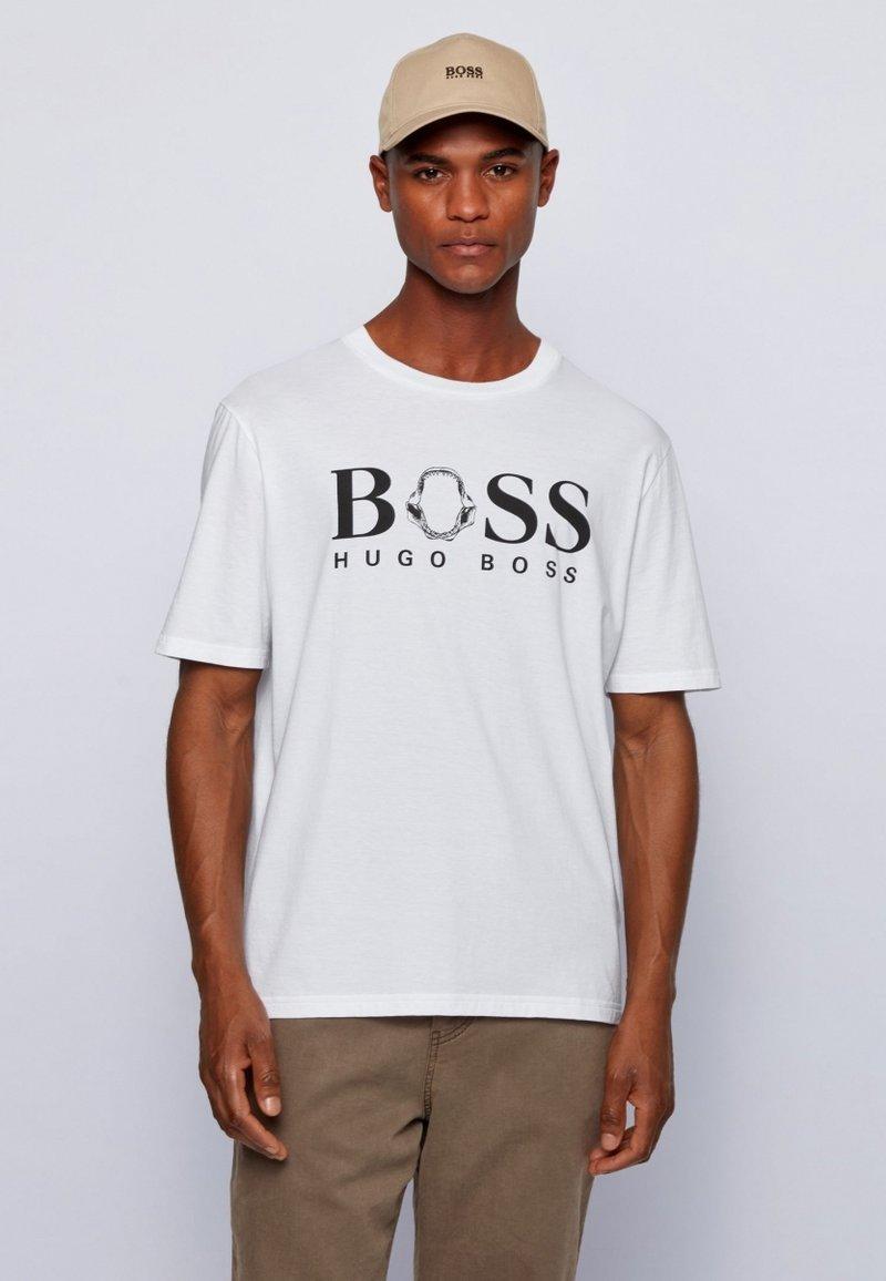 BOSS CASUAL - FRESCO - Cap - beige
