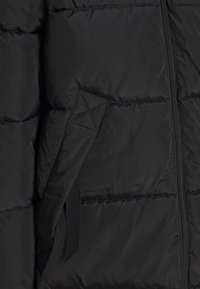 ONLY - ONLMONICA PLAIN LONG PUFFER COAT - Vinterkåpe / -frakk - black - 5