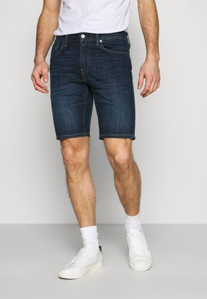 502™ TAPER SHORTS - Denim shorts - dark indigo